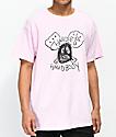 Hardies Hardware Hardbody Pink T-Shirt