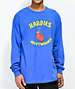 Hardies Hardware Heavy Weights camiseta azul de manga larga