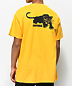 Hardies Hardware Power Yellow T-Shirt