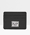 Herschel Supply Co. Charlie Black Cardholder Wallet