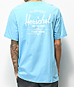Herschel Supply Co. Classic Logo Light Blue T-Shirt