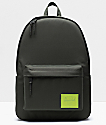 Herschel Supply Co. Classic XL Dark Olive & Lime Green Backpack