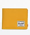 Herschel Supply Co. Hank Arrowwood & Tan Bifold Wallet