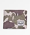 Herschel Supply Co. Hank Frog Camo Bifold Wallet