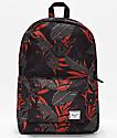 Herschel Supply Co. Heritage Dark Olive Palm Backpack