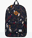 Herschel Supply Co. Heritage Peacoat Parlour 21.5L mochila