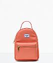 Herschel Supply Co. Nova Apricot Brandy mini mochila