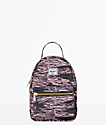 Herschel Supply Co. Nova Ash Rose Desert mini mochila