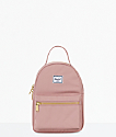 Herschel Supply Co. Nova Ash Rose mini mochila