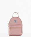 Herschel Supply Co. Nova Ash Rose mini mochila