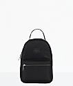 Herschel Supply Co. Nova Black Satin Mini Backpack