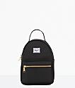 Herschel Supply Co. Nova mini mochila negra