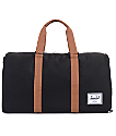 Herschel Supply Co. Novel Black Duffle Bag