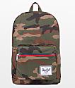 Herschel Supply Co. Pop Quiz Woodland Camo Backpack