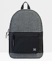 Herschel Supply Co. Settlement Aspect Raven Crosshatch Backpack