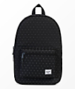 Herschel Supply Co. Settlement Black Gridlock 23L Backpack