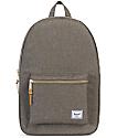 Herschel Supply Co. Settlement Canteen Crosshatch 23L Backpack