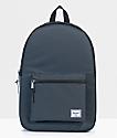 Herschel Supply Co. Settlement Dark Shadow & Black Backpack