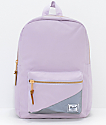 Herschel Supply Co. Settlement Mid Lavender Reflective 17L Backpack