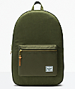 Herschel Supply Co. Settlement Olive Night Crosshatch & Olive Night Backpack