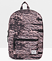 Herschel Supply Co. Settlement mochil rosa y gris