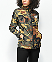 Herschel Supply Co. Voyage Camo Windbreaker Jacket