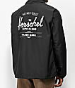 Herschel Supply Co. Voyage chaqueta entrenador negra