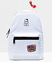 Herschel Supply Co. x Hello Kitty 45th Anniversary Nova Mid White Backpack