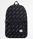 Herschel Supply Co. x Independent Black Packable Daypack 24.5L Backpack
