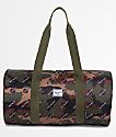 Herschel Supply Co. x Independent Camo Packable 22L Duffle Bag