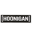 Hoonigan Censor Bar Sticker