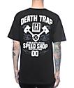 Hoonigan Death Trap camiseta negra