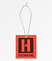 Hoonigan Icon Red & Black Air Freshener