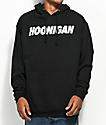Hoonigan Shifter Black Hoodie