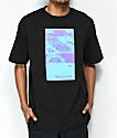 Host Error Strange Days Black T-Shirt
