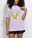 Hot Lava x Zumiez Peel Me Ice Purple T-Shirt