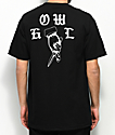Howl Lucky Black T-Shirt