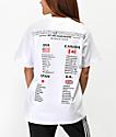 Hypland World Tour White T-Shirt