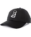 Hypnotize Baby Bleached Black Dad Hat