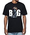 Hypnotize Biggie Ready camiseta negra