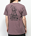 Imperial Motion Flamingo Island Burgundy T-Shirt