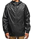 Imperial Motion Welder NCT chaqueta cortavientos en negro