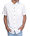 Imperial Motion Winston White Short Sleeve Button Up Shirt
