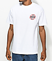 Independent Speeding Cross White T-Shirt