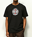 Independent Truck Co. camiseta negra