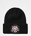 Independent x Thrasher Pentagram Black Beanie