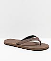 Indosole ESSNTLS Brown Sandals