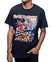 Iron Maiden Run To The Hills Black T-Shirt