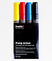 Ironlak 4 Pack Primaries Paint Markers