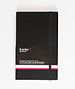 Ironlak A5 cuaderno de dibujo negro de retrato
